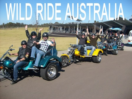 A Wild Ride - Accommodation Mount Tamborine