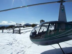 Alpine Helicopter Charter Scenic Tours - Accommodation Mount Tamborine