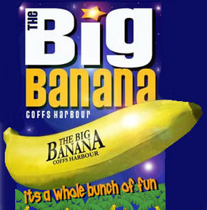Big Banana - Accommodation Mount Tamborine