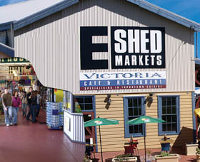 The E Shed Markets - Accommodation Mount Tamborine