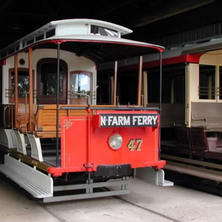 Brisbane Tramway Museum - Accommodation Mount Tamborine