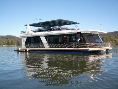 Able Hawkesbury River Houseboats - Accommodation Mount Tamborine