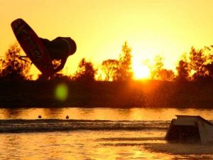 Bonney's WA Water Ski Park - Accommodation Mount Tamborine