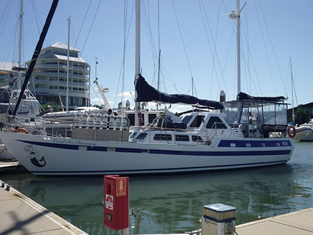 Coral Sea Dreaming Dive and Sail - Accommodation Mount Tamborine