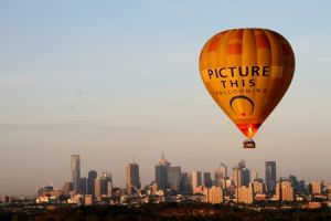 Picture This Ballooning - Accommodation Mount Tamborine