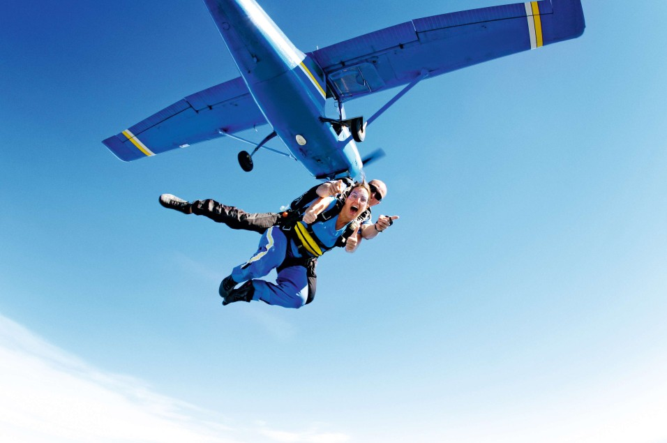 Skydive the Beach and Beyond Yarra Valley - Accommodation Mount Tamborine