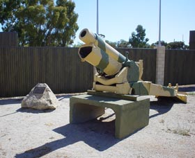Military Museum Merredin - Accommodation Mount Tamborine