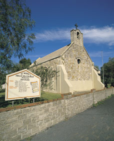 St Mary's Anglican Church - Accommodation Mount Tamborine