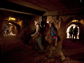 Heritage Blinman Mine Tours - Accommodation Mount Tamborine