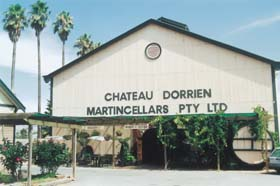 Chateau Dorrien Winery - Accommodation Mount Tamborine