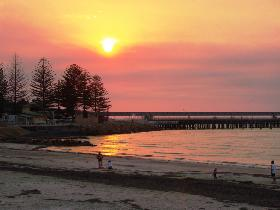 Wallaroo Jetty - Accommodation Mount Tamborine