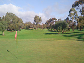 Regency Park Golf Course - Accommodation Mount Tamborine