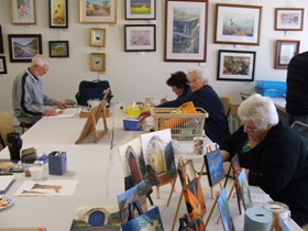Northern Yorke Peninsula Art Group - Accommodation Mount Tamborine