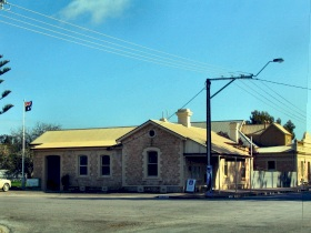 Southern Yorke Peninsula Visitor Centre in the Old Post Office - Accommodation Mount Tamborine