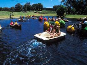 Greenhills Adventure Park - Accommodation Mount Tamborine