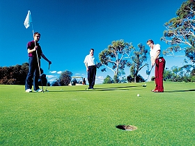 Llanherne Golf Club - Accommodation Mount Tamborine
