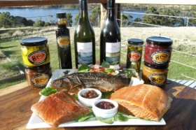 Bruny Island Smokehouse - Accommodation Mount Tamborine