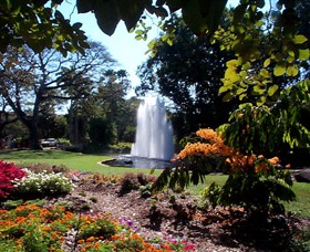 George Brown Darwin Botanic Gardens - Accommodation Mount Tamborine