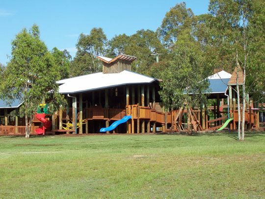 Kidspace - Accommodation Mount Tamborine