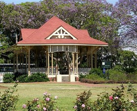 Gympie Memorial Park - Accommodation Mount Tamborine