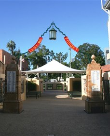 Gympie and Widgee War Memorial Gates - Accommodation Mount Tamborine
