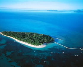 Green Island National Park - Accommodation Mount Tamborine