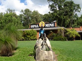 Outback Opal Mine - Accommodation Mount Tamborine