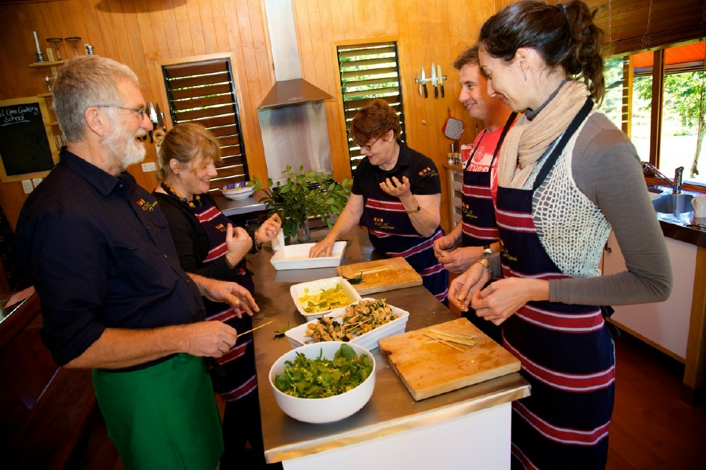 Wild Lime Cooking School - Accommodation Mount Tamborine