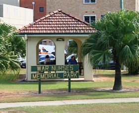 Bundaberg War Nurses Memorial and Park - Accommodation Mount Tamborine
