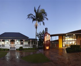 Bundaberg Distilling Company Bondstore - Accommodation Mount Tamborine