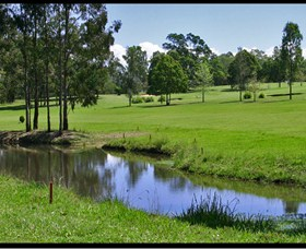 Village Links Golf Course - Accommodation Mount Tamborine