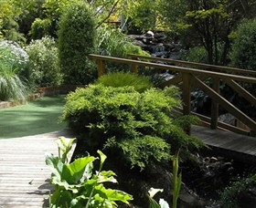 Grampians Adventure Golf MOCO Gallery  Cafe - Accommodation Mount Tamborine