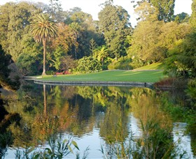 Royal Botanic Gardens Melbourne - Accommodation Mount Tamborine