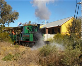 Red Cliffs Historical Steam Railway - Accommodation Mount Tamborine