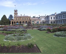 Werribee Mansion - Accommodation Mount Tamborine
