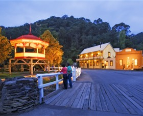 Walhalla Historic Area - Accommodation Mount Tamborine