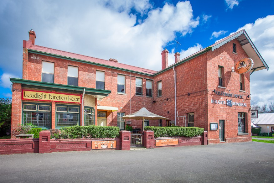 Holgate Brewhouse at Keatings Hotel - Accommodation Mount Tamborine