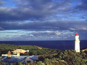 Cape Schanck Lighthouse Reserve - Accommodation Mount Tamborine