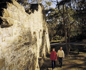 Castlemaine Diggings National Heritage Park - Accommodation Mount Tamborine