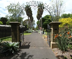 Friends of Geelong Botanic Gardens - Accommodation Mount Tamborine