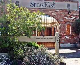 Speakeasy Wine Bar - Accommodation Mount Tamborine
