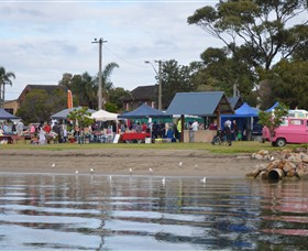 Greenwell Point Riverside Markets - Accommodation Mount Tamborine