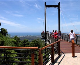 Sealy Lookout - Accommodation Mount Tamborine