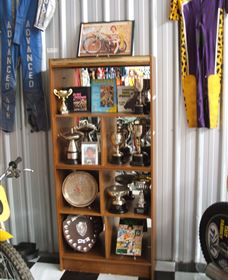Ash's Speedway Museum - Accommodation Mount Tamborine