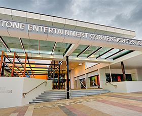 Gladstone Entertainment and Convention Centre - Accommodation Mount Tamborine