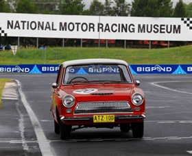 National Motor Racing Museum - Accommodation Mount Tamborine