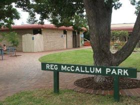 Reg McCallum Park - Accommodation Mount Tamborine