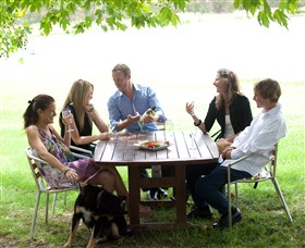 Hidden Creek Winery and Cafe - Accommodation Mount Tamborine