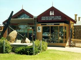 Encounter Coast Discovery Centre and The Old Customs and Station Masters House - Accommodation Mount Tamborine
