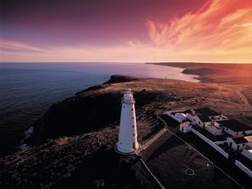 Cape Willoughby Lightstation - Cape Willoughby Conservation Park - Accommodation Mount Tamborine